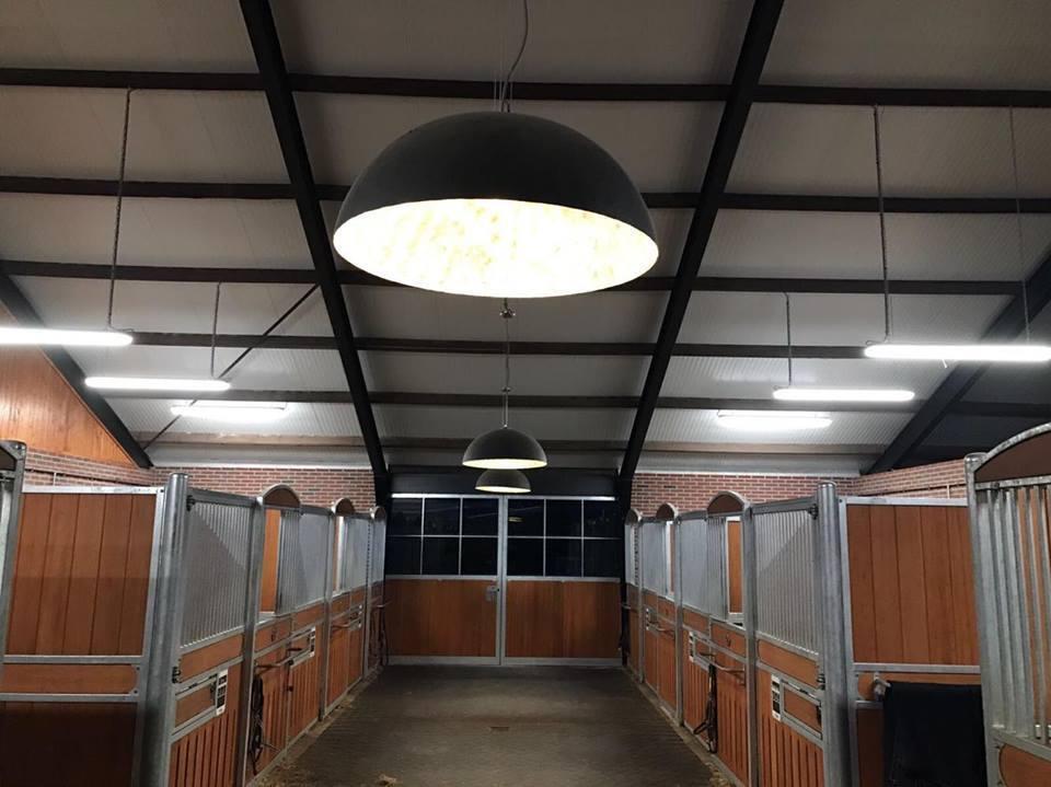Rijbak verlichting LED. Een veilige en praktische oplossing