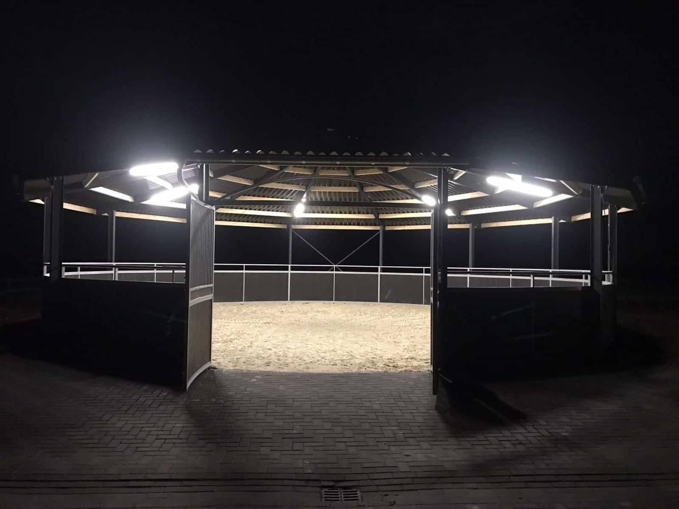 led paardenbak verlichting