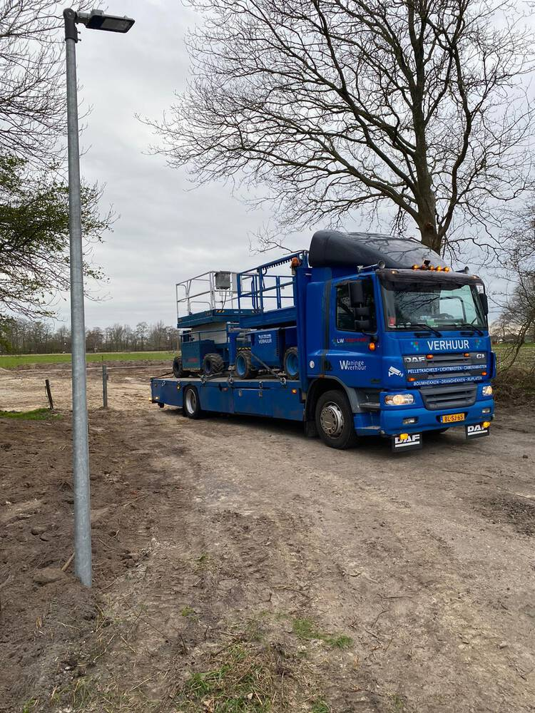 Manege stichting de Linde in Marum