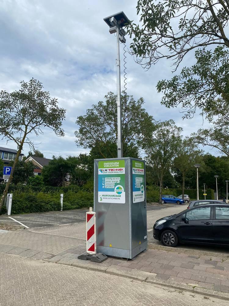 Noodverlichting voor van Gelder Verkeerstechniek